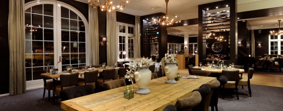Heerlijk Ontbijten, Lunchen en Dineren in restaurant Trix. De koks heten u van harte welkom.